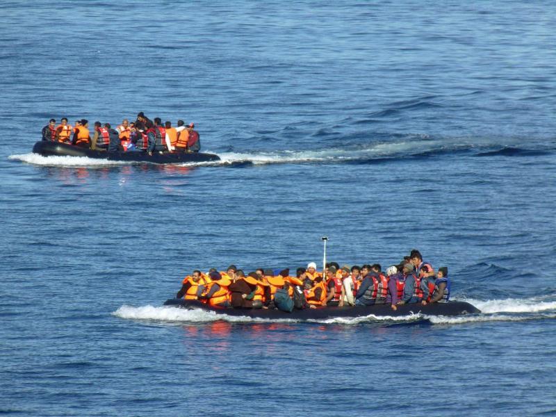 Mittelmeerroute schließen – christliches Abendland retten