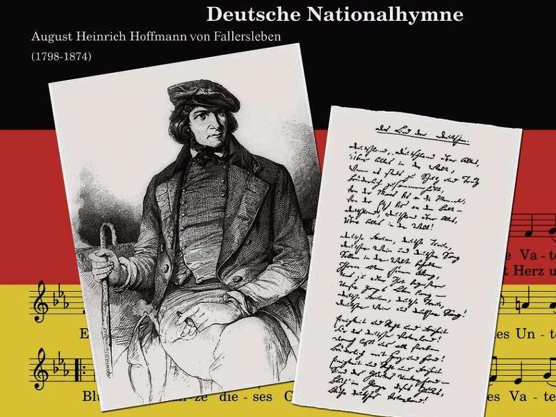 Deutschlandlied erhalten – NEIN zur Gender-Hymne!