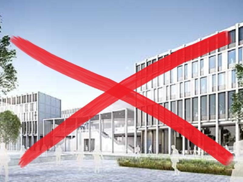 Neues Mega-Islamzentrum in Köln verhindern!