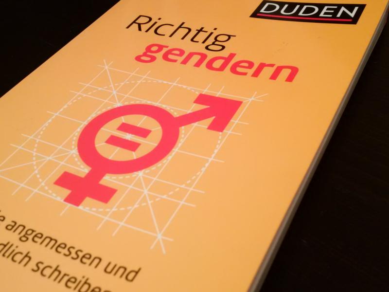 Deutsche Rechtschreibung vor Gender-Irrsinn bewahren!