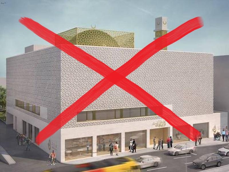 Widerstand gegen die geplante DiTiB-Moschee in Heilbronn!