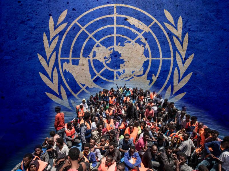 Globalen Migrationspakt der UNO stoppen – nationale Souveränität erhalten!