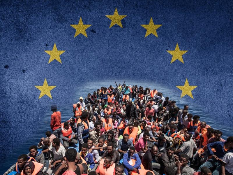 Neuen Migrations- und Asyl-Pakt der EU stoppen – Nationale Souveränität in Einwanderungsfragen verteidigen!
