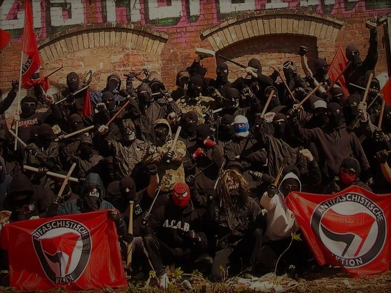 Die linksterroristische Antifa gehört endlich als Terrororganisation eingestuft!