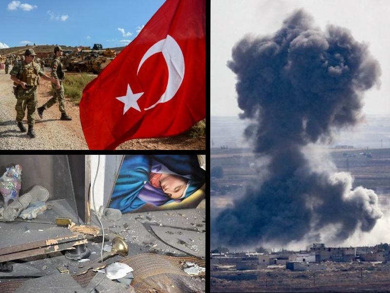 Destabilisierung des Nahen Ostens durch die Türkei stoppen – Sanktionen gegen Erdogan jetzt!