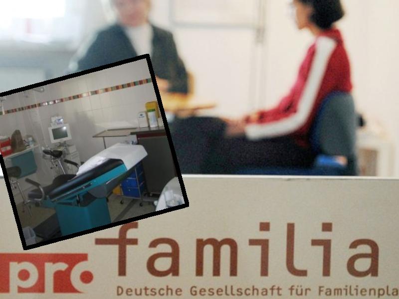 Abtreibungsorganisation Pro Familia Saarland sofort die Zulassung als Schwangerschaftskonfliktberatungsstelle aberkennen!