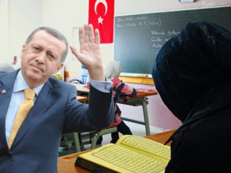 Keine türkischen Erdogan-Schulen in Deutschland!