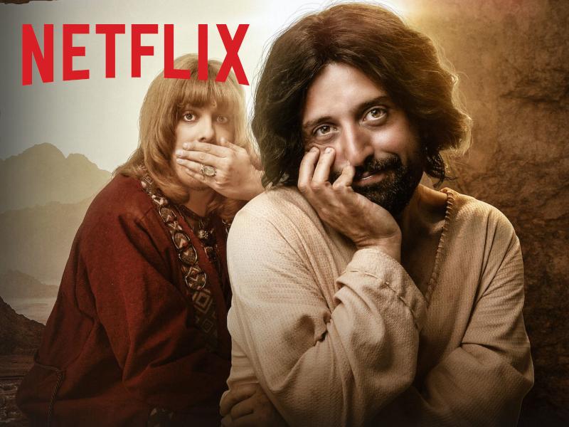 Blasphemische Netflix-Komödie verhöhnt Jesus als Schwulen – sofort aus dem Programm nehmen!