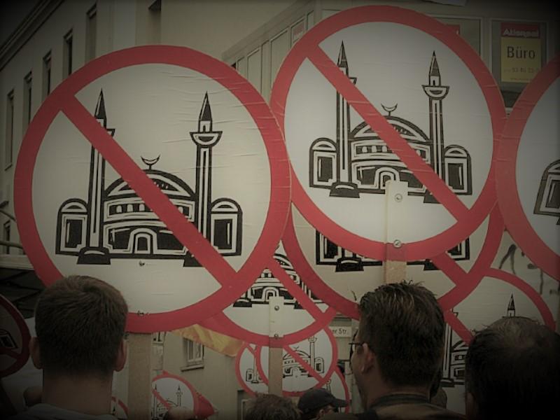 Steuergeld-subventionierten Moscheebau verfassungsfeindlicher Islamisten in Bochum stoppen!