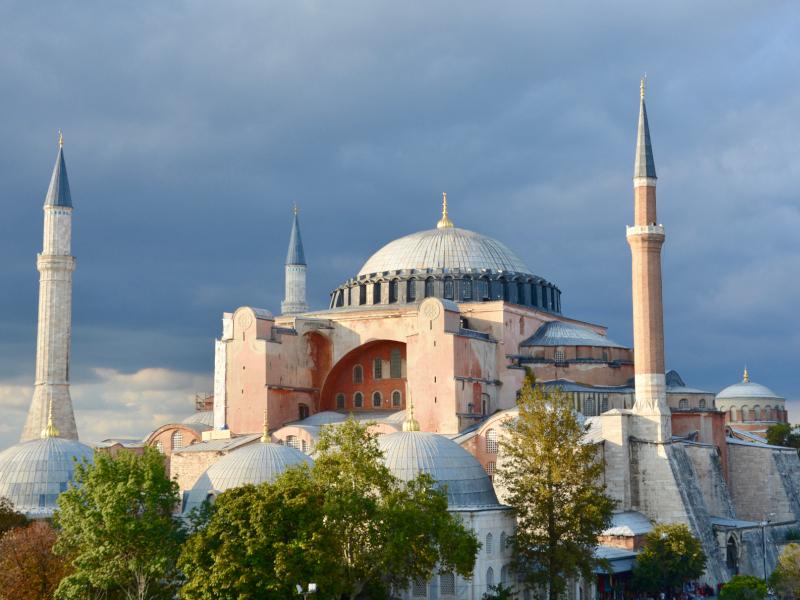 Die Hagia Sophia ist keine Moschee – klare Kante gegen Erdogan jetzt!