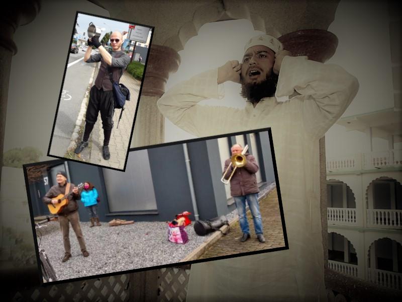Genehmigung für den Muezzin-Ruf in Herford umgehend widerrufen!