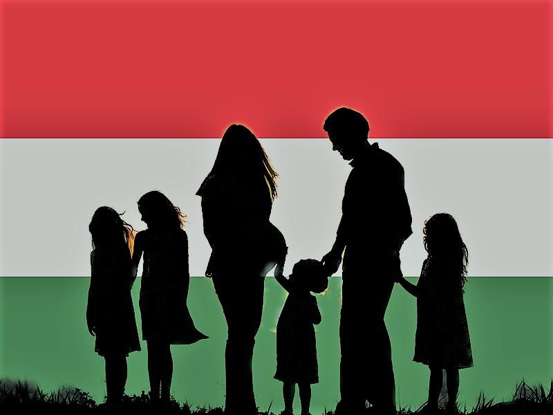Solidarität mit Ungarn – Schluss mit der familienfeindlichen Hetze gegen Ungarn und sein Volk!