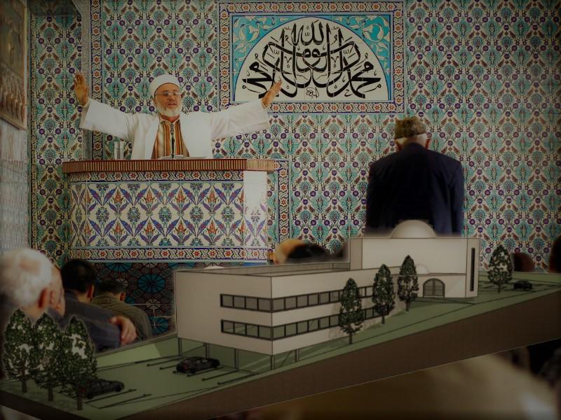 Keine islamistische Großmoschee in Vöcklabruck!