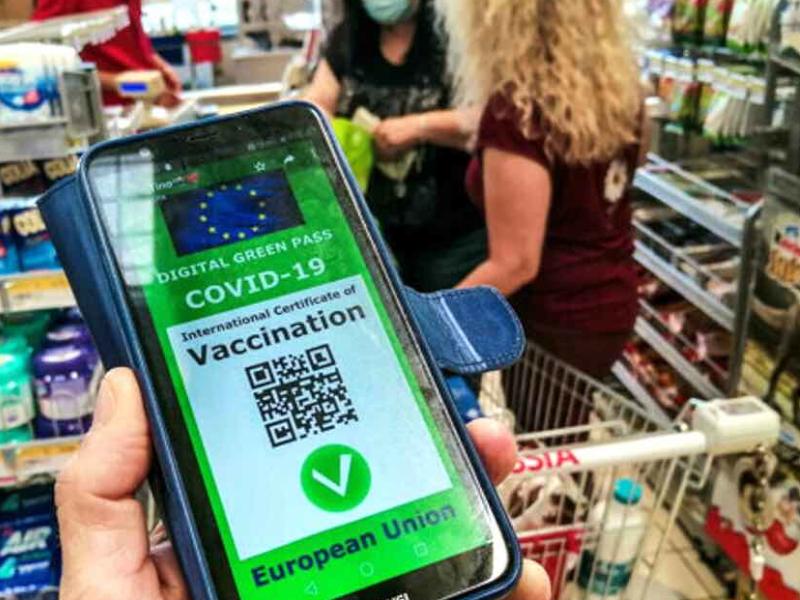 Ungeimpfte dürfen nicht aus Supermärkten ausgesperrt werden!